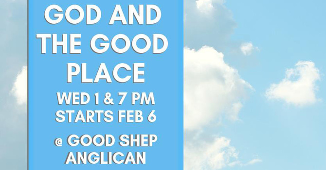 God and The Good Place