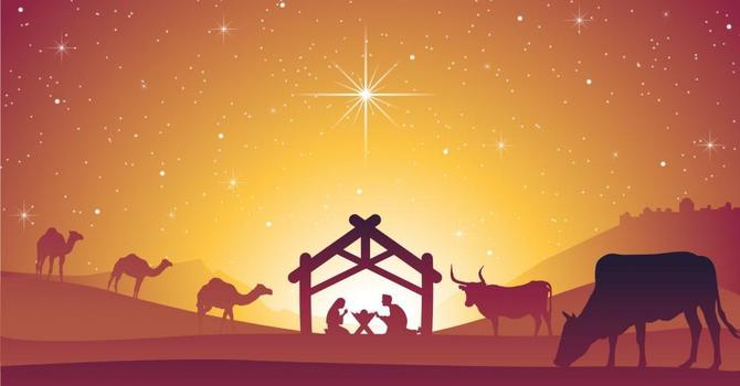 Christmas Eve Worship Folder image