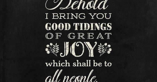 Archbishop Skelton's Christmas Sermon image