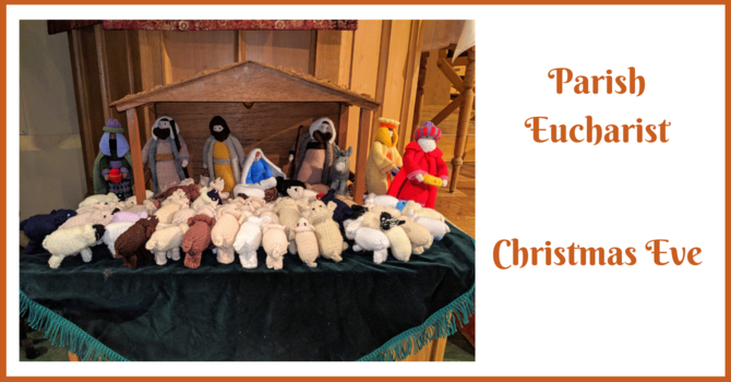 Parish Eucharist - Christmas Eve image