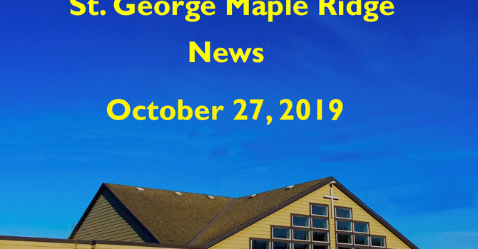 News Video October 27, 2019 image