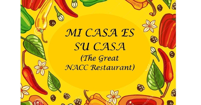 MI CASA ES SU CASA (The Great NACC Restaurant) image