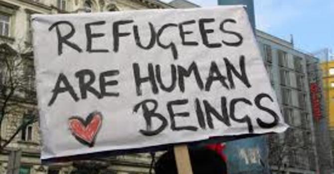 Refugee News image