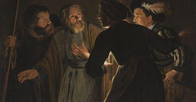 Lent Reading; Week 6, Day 2 (April 16) image