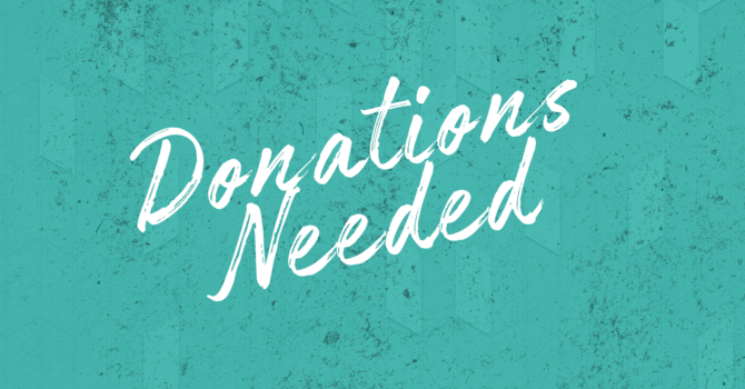Donations needed for day camp image