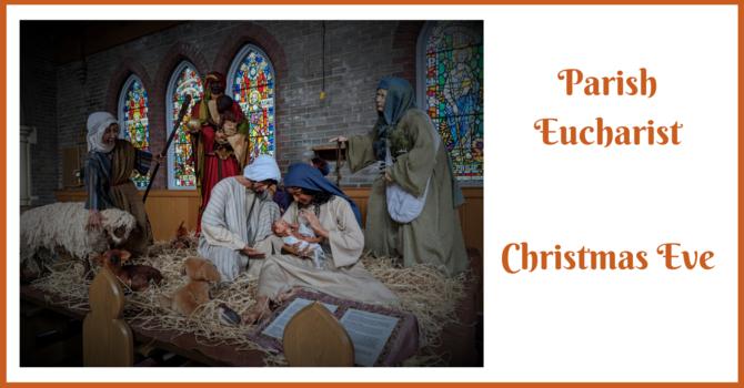 Christmas Eve Midnight Mass image