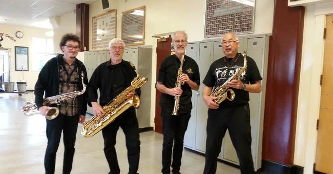 Jazz Vespers Concert - Saxalamode