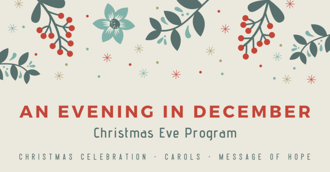 An Evening in December 2020 image