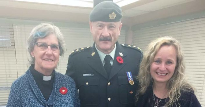 Remembrance Day Observance at St Michael's Care Home image