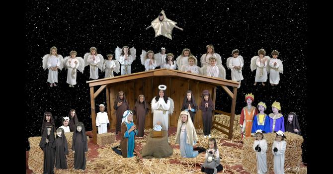 St. Maurice Parish Children's Christmas Pageant image