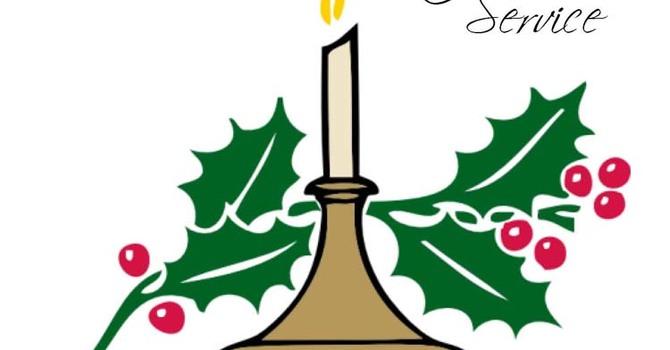 Ecumenical Advent Service