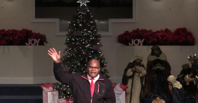 Christmas Day Service: CHRISTmas Joy Juice! | 10 A.M.