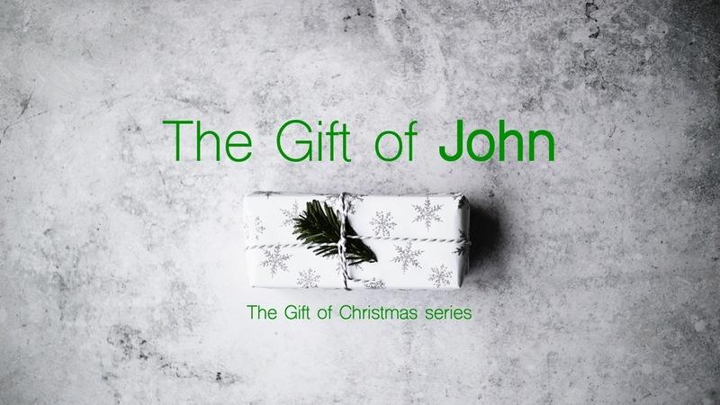 The Gift of John