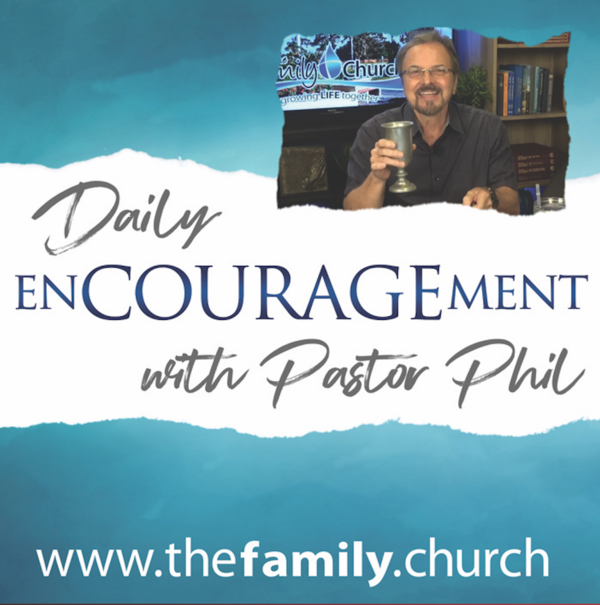 The Daily Encouragement and Holy Communion