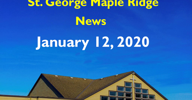 News Video - January 12, 2020 image