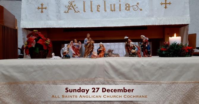 Eucharist Service December 27