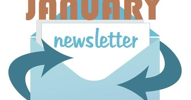 January 2021 Parish Newsletter image