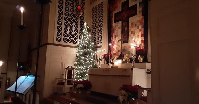Christmas Eve Worship 7:00 PM
