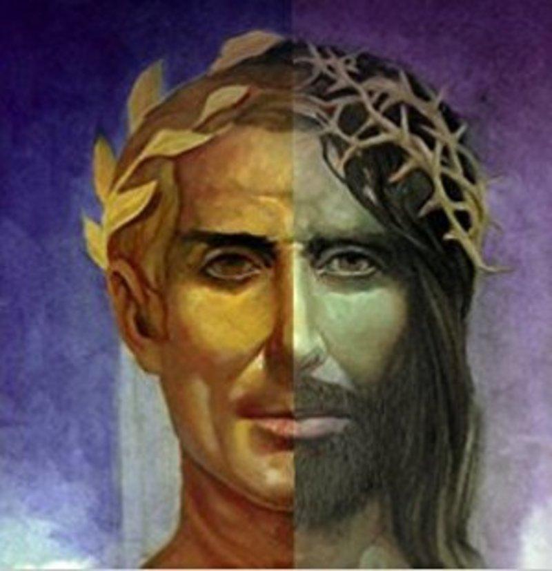 The Gospel of Caesar or Jesus?