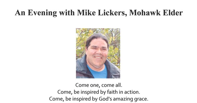 An Evening with Mike Lickers