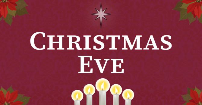 Christmas Eve, 11:00 P.M.