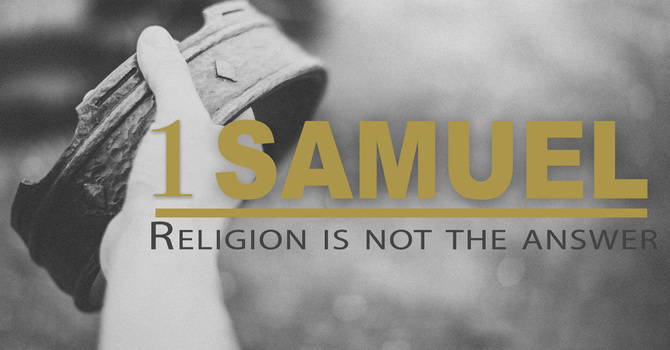 Religion Is Not The Answer