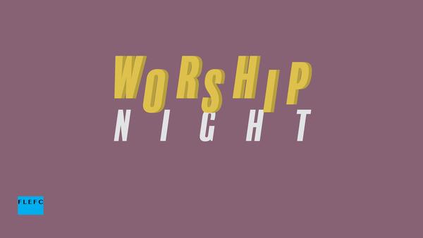 Church Worship Night