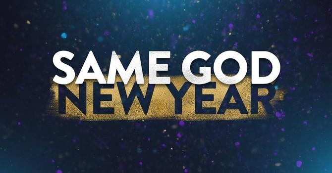 Same God New Year
