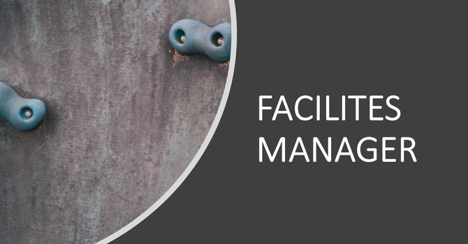 Facility Manager Position image