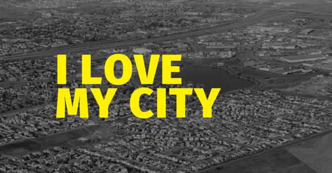 I Love My City image