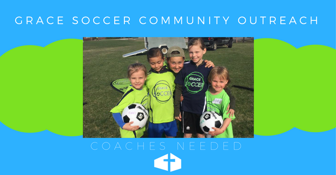 Grace Soccer Outreach image