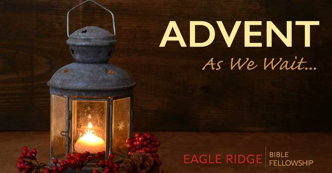 As We Wait: Advent Readings image