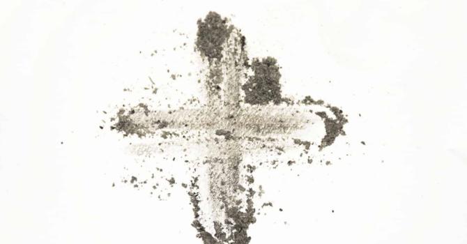 Ash Wednesday image