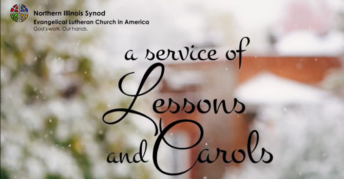 Service of Lessons and Carols image