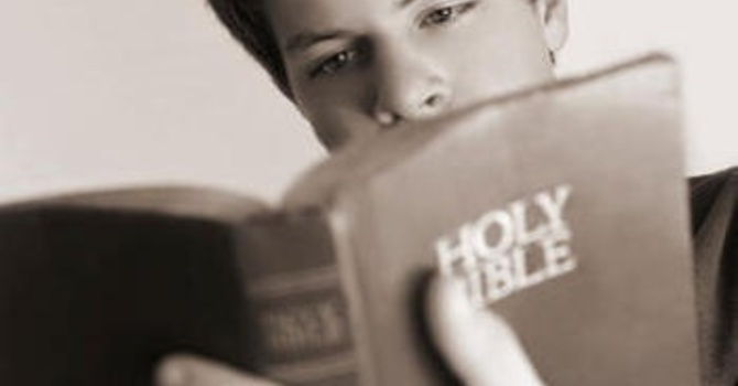 How To Study The Bible As A Teen image