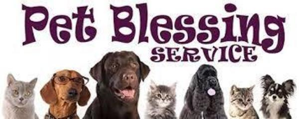 Pet Blessing Service