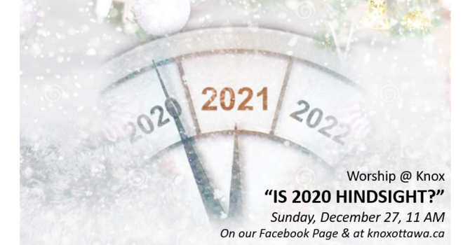 Hindsight is 2020?