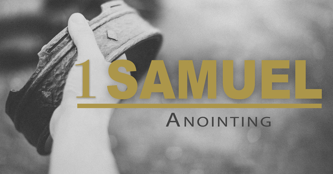 Anointing