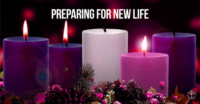 Advent 2: Preparing for New Life