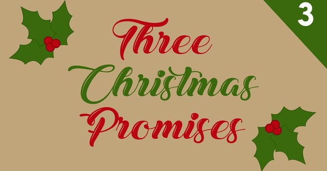 The Third Christmas Promise, part 3