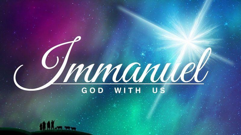 God Incarnate:  Christ's Humanity