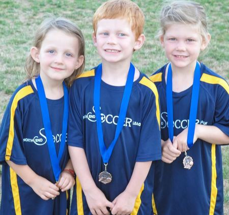North End Soccer League - a few spots left in the 9-13 age group