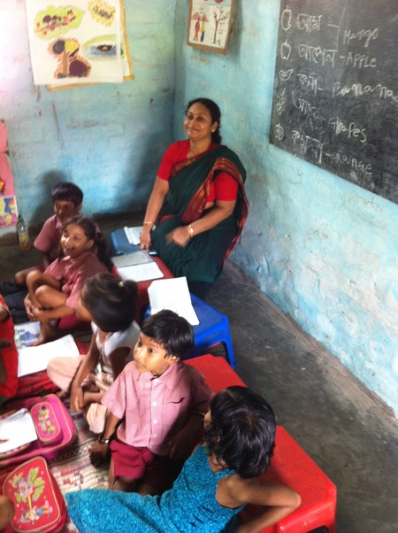 Brown Bag Lunchtime Talk on Kolkata