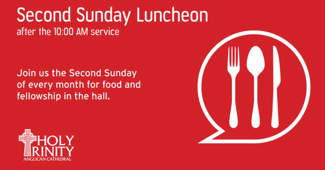 Second Sunday Luncheon