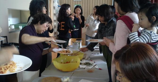 Janis' Kitchen - Pasta Sauce image