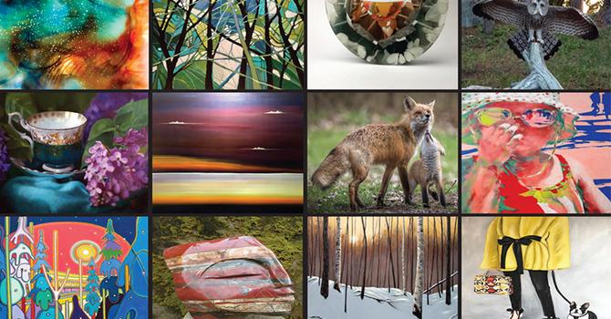 Lawrence Park Art Show