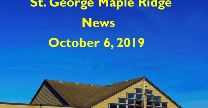 News Video October 6, 2019 image