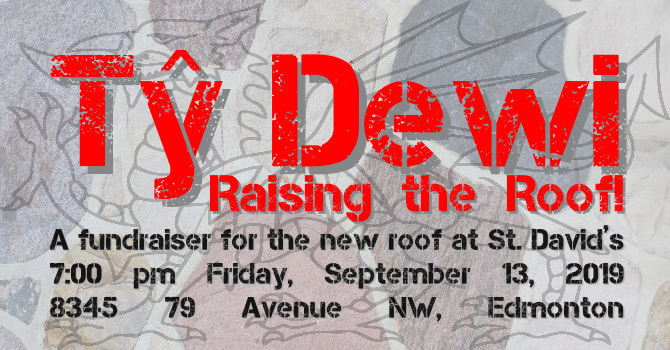 Tŷ Dewi – Raising the Roof!