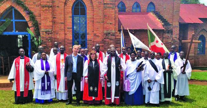 Highlights of Bishop Jane's 2017 Buye Trip image