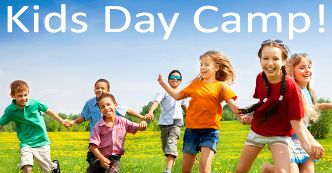 Kids Day Camp Needs YOU!!! image